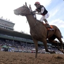Texas Red romps to upset win at Breeders Cup (Reuters)