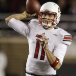 Louisville QB Will Gardner out for season with knee injury