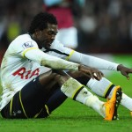 Adebayor denies criticising Tottenham fans