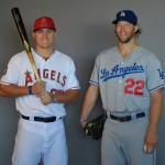 Mike Trout, Clayton Kershaw make history as they're crowned MVPs