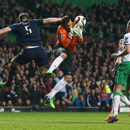 Maloney strike gives Scots victory over Ireland (AFP)