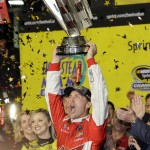 Kevin Harvick wins 2014 NASCAR title