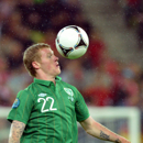 Wigan's McClean in Remembrance poppy snub (AFP)