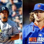 Jose Abreu, Jacob deGrom win Rookie of the Year awards