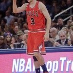 Doug McDermott to undergo knee surgery, continuing a rough season