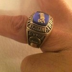 Willie Aikens reunited with AL championship ring after 33 years