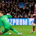 Manchester City draw Barcelona in Champions League
