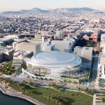 New Warriors arena designs no longer look like a toilet