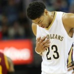 Pelicans drop Cavs despite 41 from LeBron