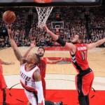 Aldridge-led Blazers overcome Raptors in OT