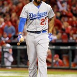 Matt Kemp has arthritis in his hips, jeopardizing trade to Padres