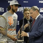 Bumgarner named AP male athlete of the year