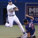 Brett Lawrie blames Toronto turf for his rough injury history