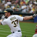 Done Deals: A's trade Brandon Moss to the Indians