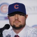 Jon Lester is firmly against pitch clocks in baseball