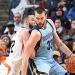 Grizzlies, Randolph outlast Suns in double OT