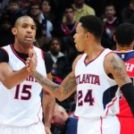Hot Hawks rout Wizards, win 13th of last 14