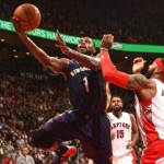 Evans' late layup lifts Pelicans over Raptors