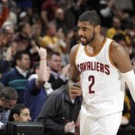 Irving torches Blazers for 55, clutch 3 in win