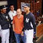 Cashman: Retire Yanks' captaincy after Jeter
