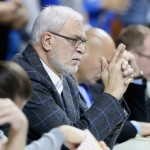 Report: Knicks 'considering their options' with trading their first-round pick