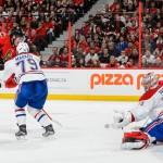 Canadiens advance; Price shuts out Senators