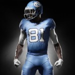 North Carolina updates uniforms for 2015 (Photos)
