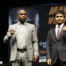 Cause for concern? Mayweather and Pacquiao camps trade barbs over tickets, contract (Yahoo Sports)