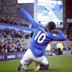 Racism fueled Romelu Lukaku's goal hunger, says Everton striker