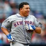 Bartolo Colon loses helmet, delivers RBI single for Mets