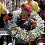 Juan Pablo Montoya's great pass gives him Indy 500 win