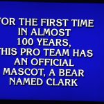 Clark the Cub stumps these Jeopardy! contestants