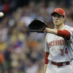 Homer Bailey is out for the season and the Reds have some thinking to do