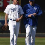 Clint Bowyer: Royals player for a day (or a few hours, anyway)