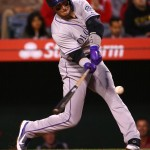 Troy Tulowitzki says he will not demand a trade from the Rockies
