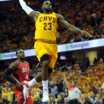 Cavs finish sweep of Hawks with ease, land 1st Finals berth since 2007