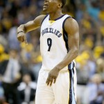 Tony Allen out for Grizzlies-Warriors Game 5 with left hamstring injury