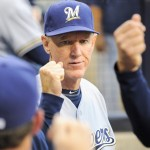 Ron Roenicke fired as Brewers' manager