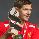 Steven Gerrard expects emotional farewell at Liverpool