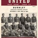 Watch West Ham 1-0 Burnley match highlights [VIDEO]