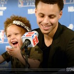 Stephen Curry on being Riley's dad: 'It just gives you something more [to] play and live for'