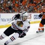 Kimmo Timonen wants Patrick Kane Cup winner, like 2010 vs. his Flyers