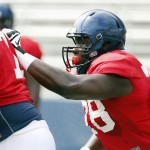 Report: Ole Miss' Laremy Tunsil was meeting with agents on night of fight