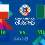 Where to find Chile vs. Mexico on US TV and Internet