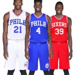 Philadelphia 76ers unveil new uniforms, make Clippers look even worse