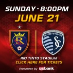 Real Salt Lake vs. Sporting Kansas City Free Pick and Betting Lines