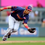 Indians join the fray, promote top prospect Francisco Lindor