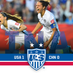Watch USA 1-0 China match highlights from Women's World Cup [VIDEO]