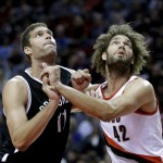 Knicks bring in Robin Lopez, continue to build toward a new normal