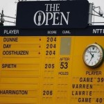 Easy scoring leads to jam-packed British Open leaderboard